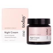me today Women Daily Night Cream 50ml