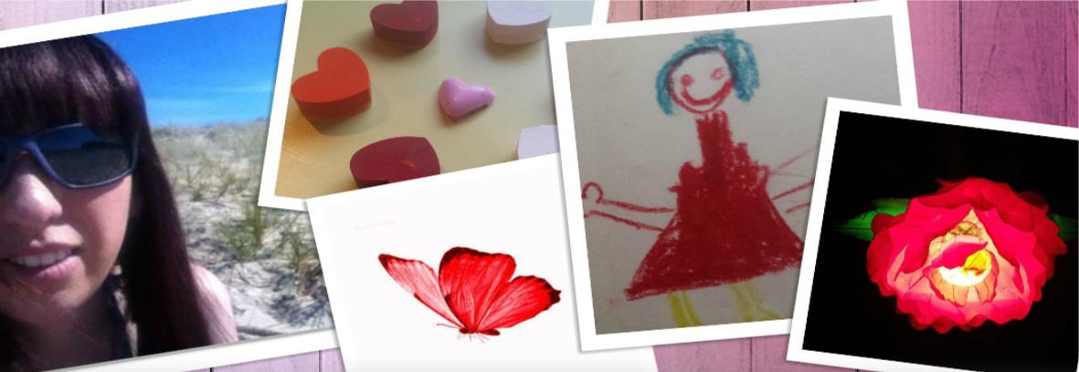 LISA + LOVE OF RED #things