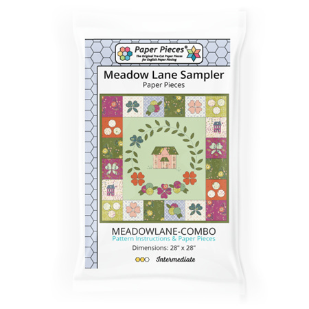 Meadow Lane Sampler from Paper Pieces