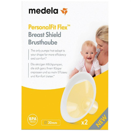 MEDELA BREAST SHIELDS XTRA LARGE