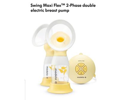 Medela Double Breastpump MaxiFlex
