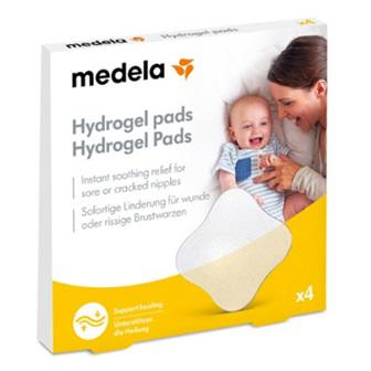 MEDELA  HYDROGEL 4 PADS