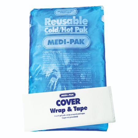 MEDI PAK HOT/COLD GEL LGE
