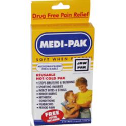 MEDI PAK HOT/COLD PACK JAW