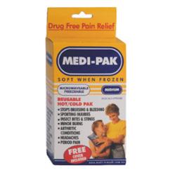 MEDI PAK MEDIUM HOT/COLD PACK