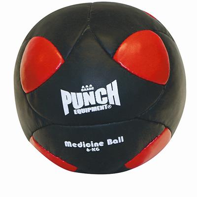 Medicine Ball Red/Black