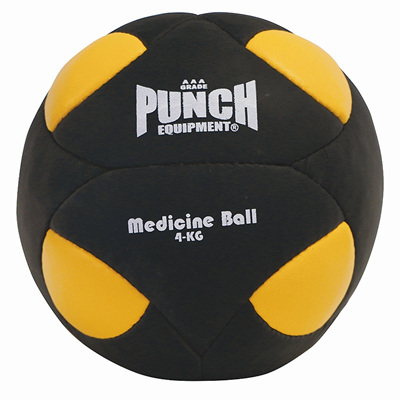 Medicine Ball Yellow/Black