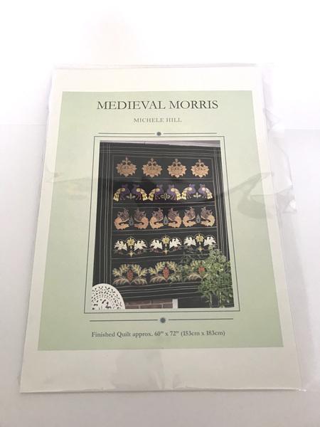 Medieval Morris Quilt Pattern