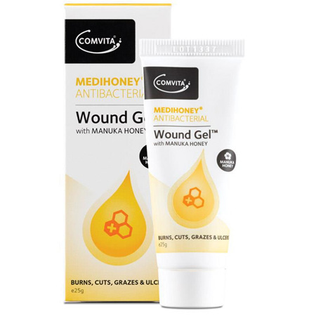 MEDIHONEY WOUND GEL 25G