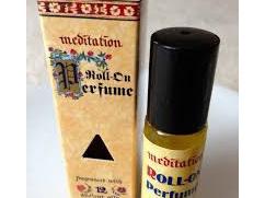 Meditation Roll On Perfume Oil