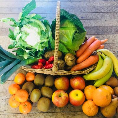Medium Fruit & Vege Box