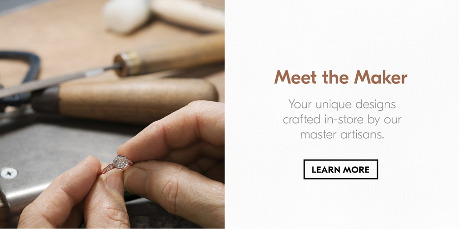 Meet the Maker, Custom Jewellery, Manufacturing Workshop, Jewellery Manufacture,