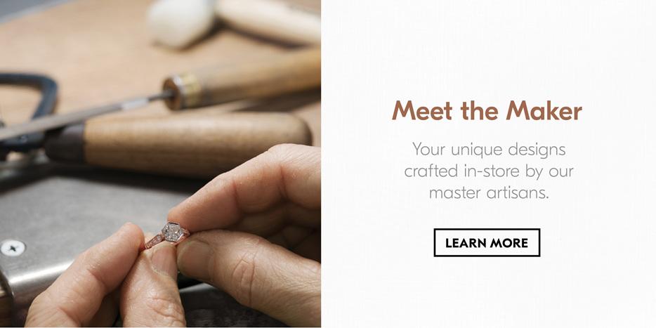 Meet the Maker, Custom Jewellery, Manufacturing Workshop, Jewellery Manufacture,
