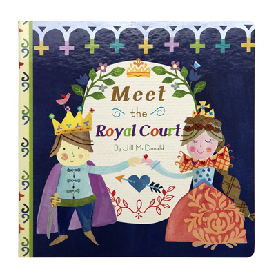 Meet The Royal Court - Book Panel