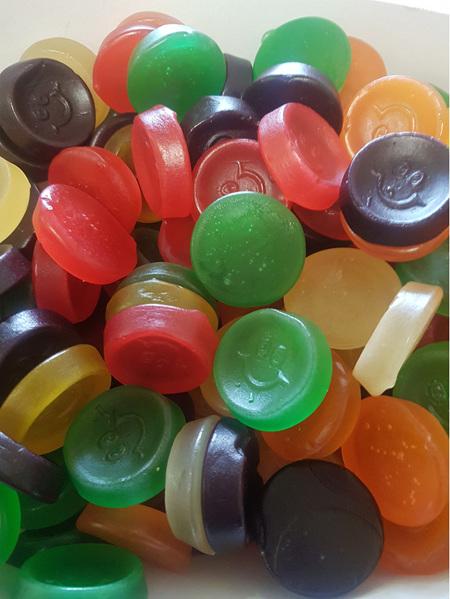 Mega - gums 500gm bag - Mayceys Mega gums