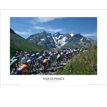 Meije Glacier - 2006 Tour de France