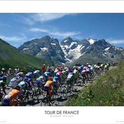 Meije Glacier - 2006 Tour de France