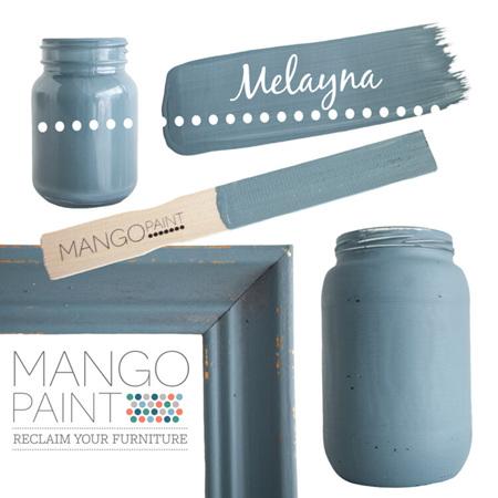 Melayna Mango Paint