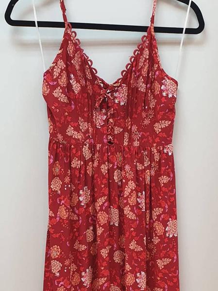 Melia Midi Dress
