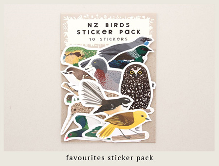 Melissa Boardman  Sticker Packs