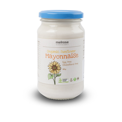 Melrose Organic Sunflower Mayonnaise