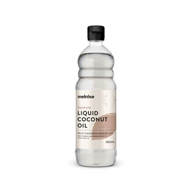 Melrose Premium Liquid Coconut Oil - 500ml