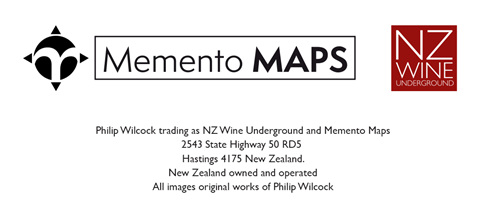 Memento maps address