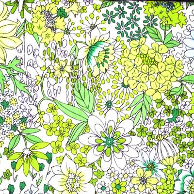 Memoire A Paris - Wildflowers Lime