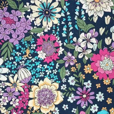 Memoire A Paris - Wildflowers Navy