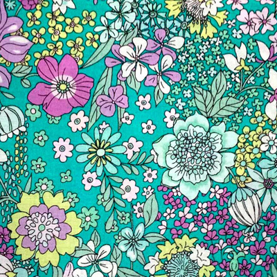 Memoire A Paris - Wildflowers Teal
