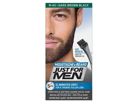 MEN Beard Brown Black