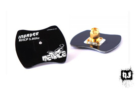 Menace Invader Antenna 5.8Ghz Polarised Receiver Patch SMA