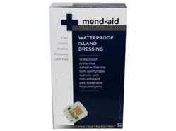 MEND-AID ADH ISLAND 7.5CMX10CM