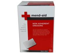 MEND-AID NON-ADHERENT 7.5X10CM