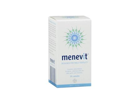 MENEVIT Supplement 30caps