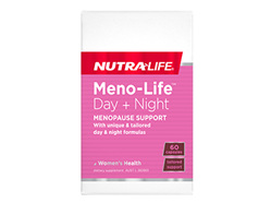 Meno-Life Day Night Menopause Support  - 60 Caps