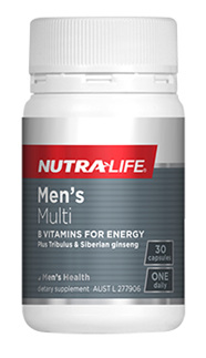 Mens Multi's One A Day  - 30 Tabs