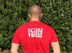 Men's Scilly Ass Tee - Red