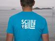 Men's Scilly Seal Tee - Aqua