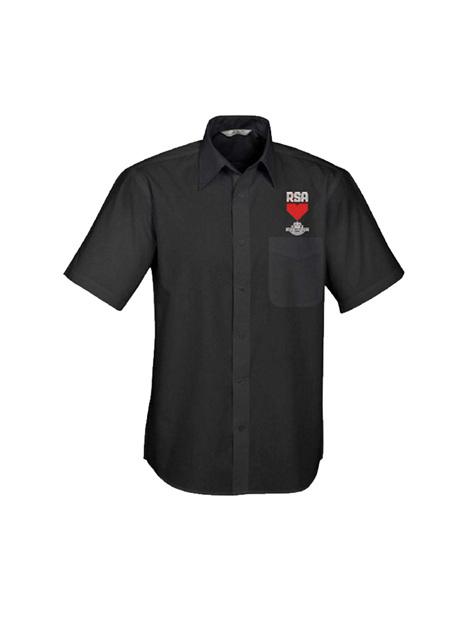 Mens Short Sleeved Shirt (Old Stock)