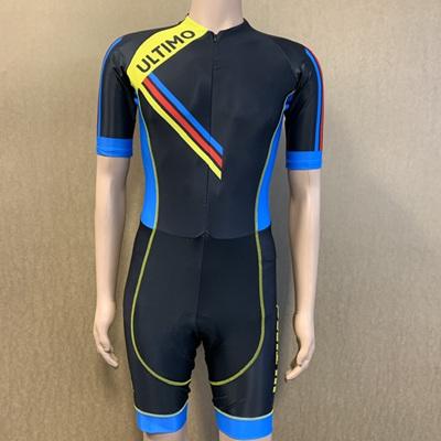 Men's Short Sleeved Speedsuit - ex sample