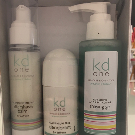 Men's Skincare Travel 3 Pack