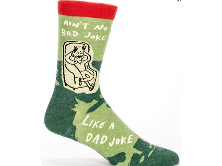 Men's Socks Dad Joke BQSW833