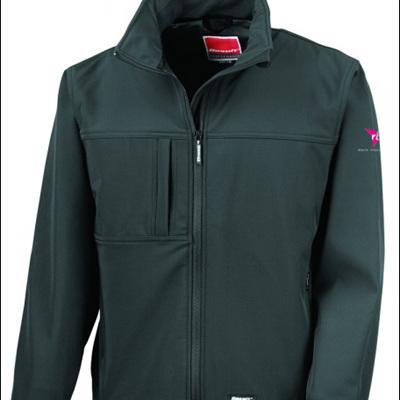 Mens Soft Shell Jacket (R121M)