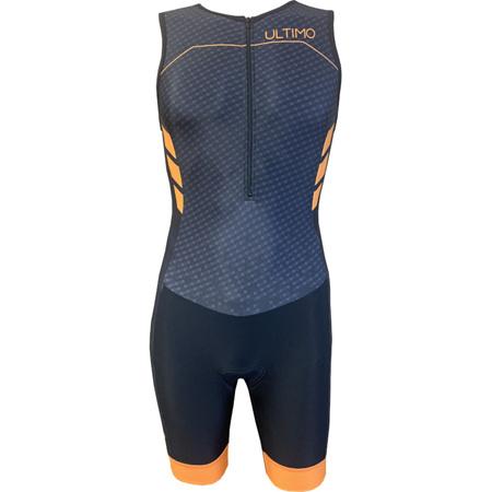 Men's Triathlon Suit - Orange