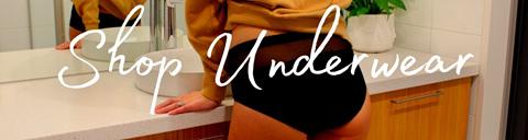 Menstrual Light Bladder Leakage Underwear LBL Black Cotton Heavy