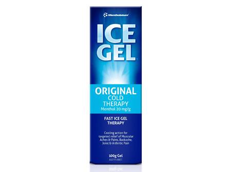 Mentholatum Ice Gel Original 100g