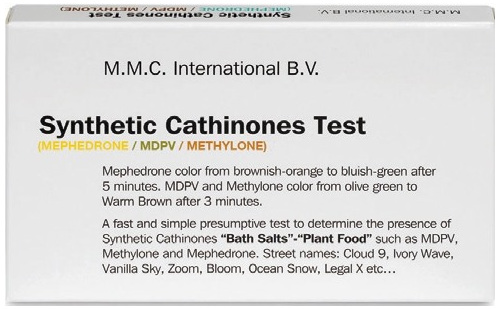 Mephedrone (4-MMC), Methylone and MDPV (