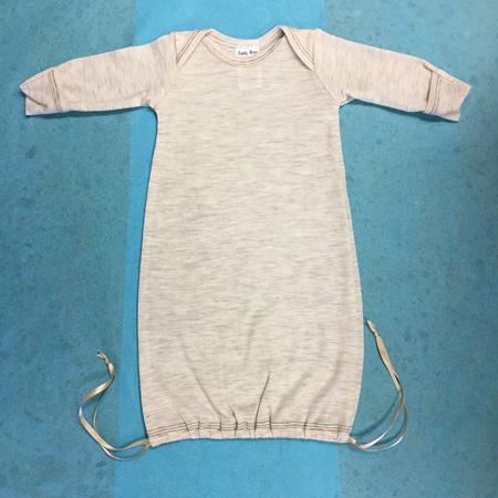 Merino Baby Gown - Size 00