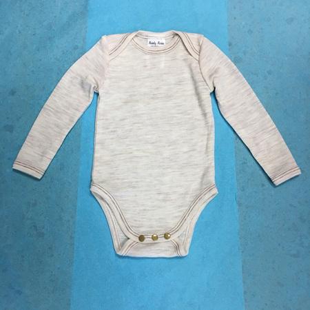 Merino Baby Onesie - Size 0